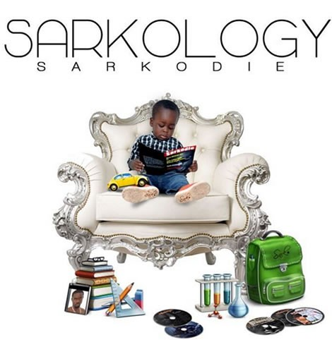Sarkodie Releases Album cover of Sarkology