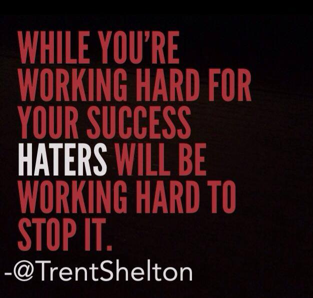 Keep Working Hard For Your Success