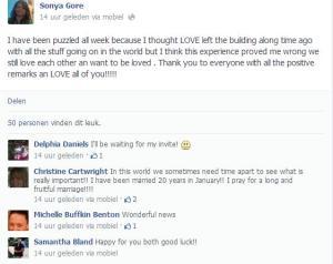 Sonya gore post