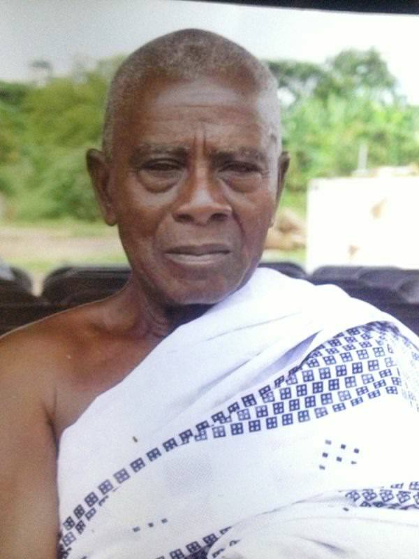 Kwadwo Nkansah's Father Passed Away
