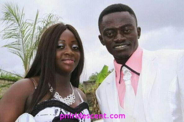 Photo: Kwadwo Kwansah And His GF Patricia Afriyie