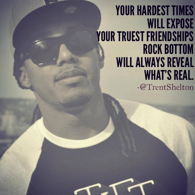 Know Who Your Friends Are In Hardest Times