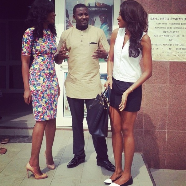Are Sandra Ankobiah And Yvonne Nelson Friends Again?