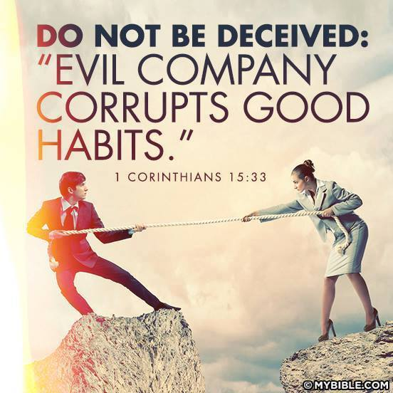 evil communication corrupt good manners essay