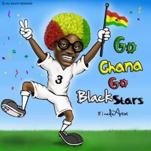 Ghana blackstars liwin