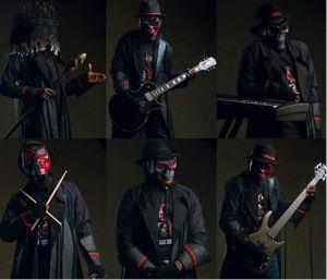 Dark Suburb group