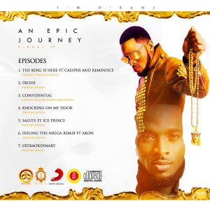 an epic journey dbanj